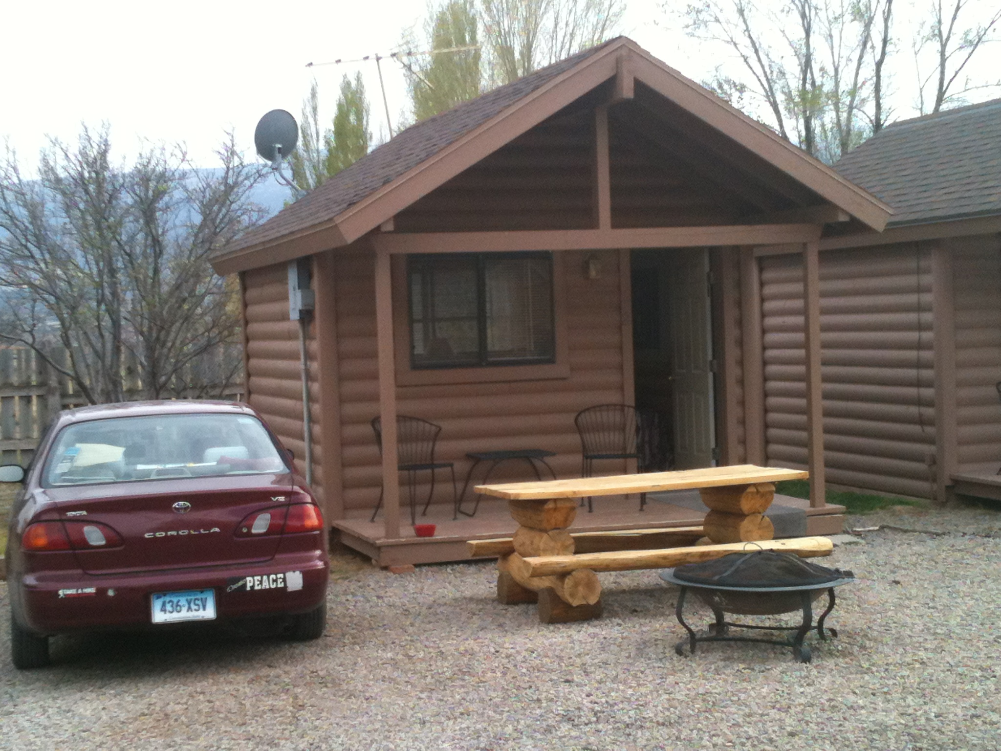 lake deluxe in stay and adventure rv is amenity utah cabins only cabin fishing panguitch lakefront resort available