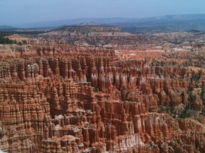 Bryce Canyon craziness